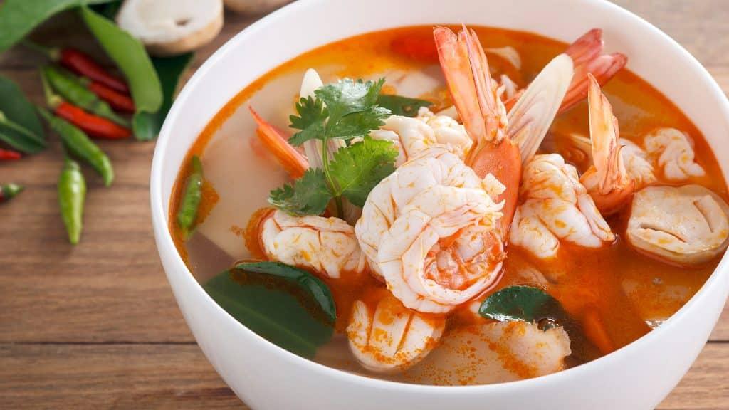 อาหารไทย ฟิวชั่น