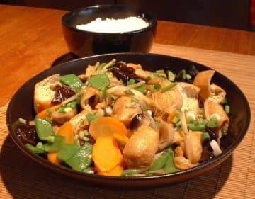 อาหารจีนโบราณ