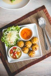 อาหารไทยเก่าแก่