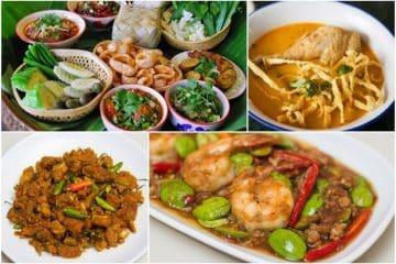 อาหารไทย ขึ้นชื่อ