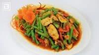 อาหารไทยเผ็ดๆ